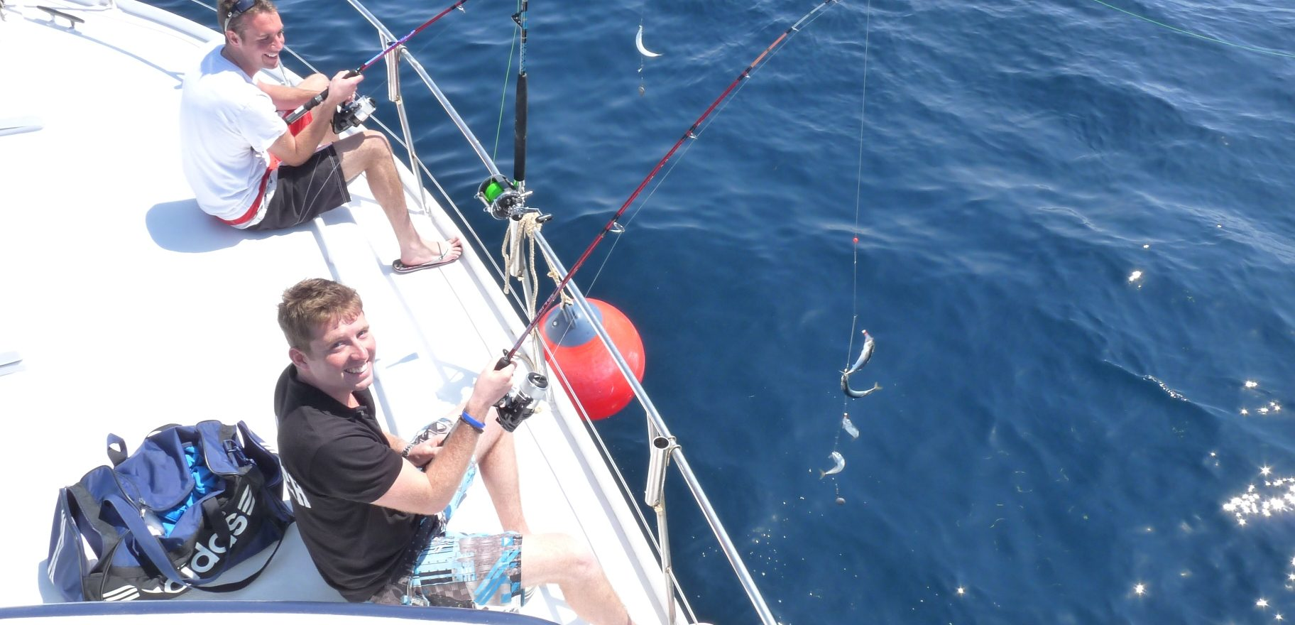 Vilamoura reef fishing trips