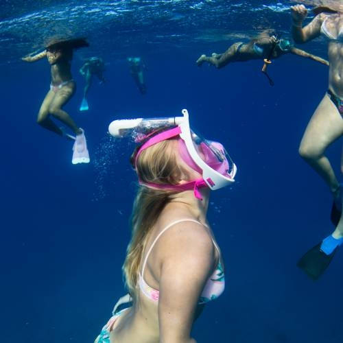 algarve snorkeling trips to the albufeira caves