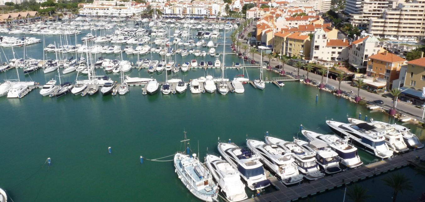 Vilamoura 2015-2017 the Best International Marina by the British Marine Federation
