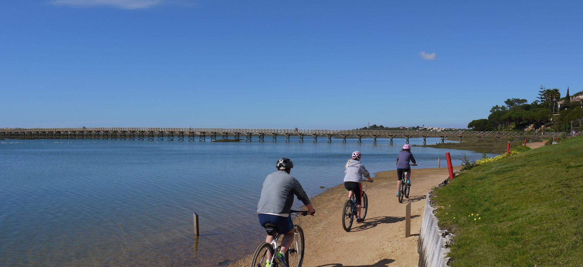 bike tours quinta do lago