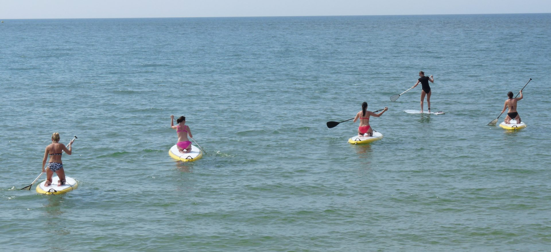 standup paddle boat trips albufeira caves